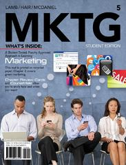 MKTG (with Marketing CourseMate with eBook Printed Access Card) 5th edition 9781111528096 1111528098