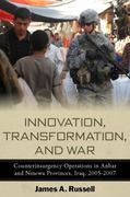Innovation, Transformation, and War 0 9780804773096 0804773092