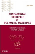 Fundamental Principles of Polymeric Materials 3rd Edition 9780470505427 0470505427