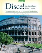 Disce! An Introductory Latin Course, Volume 2 1st Edition 9780205835713 0205835716