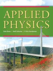 Applied Physics 10th edition 9780133004236 0133004236