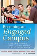 Becoming an Engaged Campus 1st edition 9780470532263 0470532262