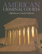 American Criminal Courts 1st edition 9780135111116 0135111110