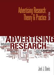 Advertising Research 2nd Edition 9780132128322 0132128322