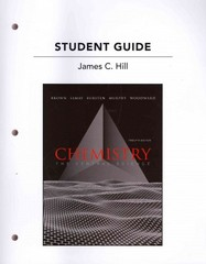 Student Guide for Chemistry: The Central Science 12th edition 9780321704580 0321704584