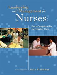 Leadership and Management for Nurses 2nd edition 9780132137713 0132137712