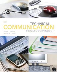 Technical Communication 7th edition 9780131377349 0131377345