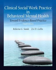 Clinical Social Work Practice in Behavioral Mental Health 3rd edition 9780205820160 0205820166