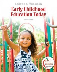 Early Childhood Education Today 12th Edition 9780137034581 013703458X