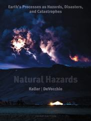 Natural Hazards 3rd edition 9780321662644 0321662644