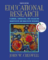 Educational Research 4th Edition 9780131367395 0131367390