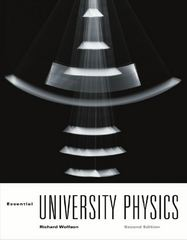 Essential University Physics 2nd edition 9780321696922 0321696921