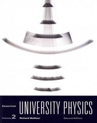 Essential University Physics Volume 2 with MasteringPhysics 2nd edition 9780321711748 0321711742