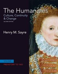The Humanities 2nd edition 9780205782154 0205782159