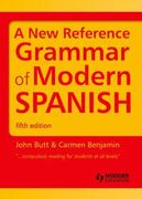 A New Reference Grammar of Modern Spanish 5th edition 9781444137699 1444137697