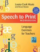 Speech to Print Workbook 2nd Edition 9781598571622 1598571621