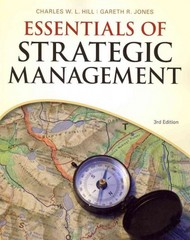 Essentials of Strategic Management 3rd edition 9781111525194 1111525196