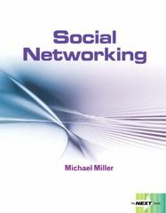 Social Networking (Next Series) 1st edition 9780137063741 0137063741