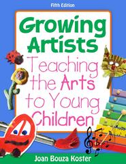 Growing Artists 5th Edition 9781111302740 111130274X