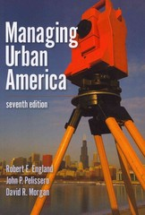 Managing Urban America 7th Edition 9781608716722 1608716724