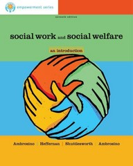 Brooks/Cole Empowerment Series: Social Work and Social Welfare 7th Edition 9781111304768 1111304769