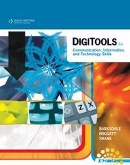 DigiTools 3rd edition 9780538741293 0538741295