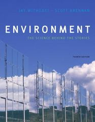 Environment 4th edition 9780321712738 0321712730