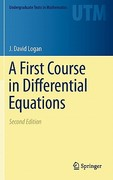 A First Course in Differential Equations 2nd Edition 9781441975911 1441975918
