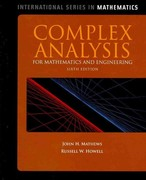 Complex Analysis For Mathematics And Engineering 6th edition 9781449604455 1449604455