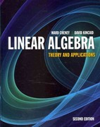 Linear Algebra: Theory And Applications 2nd Edition 9781449613525 1449613527