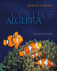 Combo: College Algebra with MathZone Access Card 2nd edition 9780078085734 007808573X