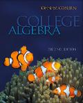 Combo  College Algebra with MathZone Access Card