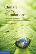 Climate Policy Foundations 1st edition 9781107002289 1107002281