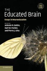 The Educated Brain 1st edition 9780521181891 0521181895