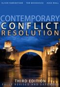 Contemporary Conflict Resolution 3rd Edition 9780745649733 0745649734