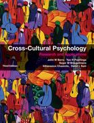 Cross-Cultural Psychology 3rd Edition 9780521745208 0521745209