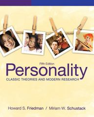 Personality 5th edition 9780205050178 0205050174