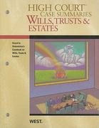 Wills, Trusts and Estates, Keyed to Dukeminier 8th edition 9780314266248 0314266240