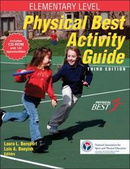 Physical Best Activity Guide 3rd Edition 9780736081177 0736081178