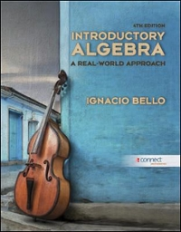Introductory Algebra 4th edition 9780073384399 0073384399