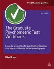 The Graduate Psychometric Test Workbook 2nd edition 9780749461744 0749461748