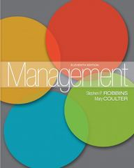 Management 11th edition 9780132163842 0132163845