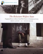 Cengage Advantage Books: The Reluctant Welfare State 7th edition 9781111770631 1111770638