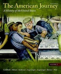 The American Journey 6th edition 9780205010561 0205010563
