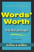 Words' Worth 2nd Edition 9781577668169 1577668162