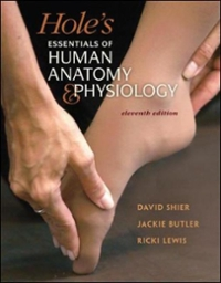 Hole's Essentials of Human Anatomy & Physiology 11th edition 9780073378152 0073378151