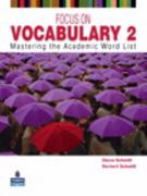 Focus on Vocabulary 2 2nd Edition 9780131376175 0131376179