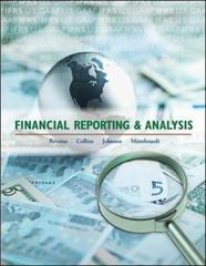 Financial Reporting and Analysis 5th Edition 9780078110863 0078110866