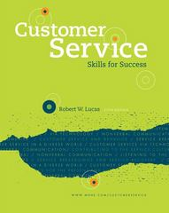 Customer Service Skills for Success 5th Edition 9780073397115 0073397113