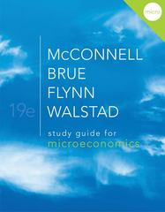 Study Guide for Microeconomics 19th edition 9780077338008 0077338006